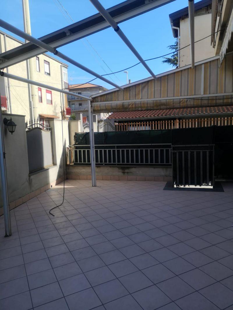 Misterbianco-Poggio Lupo vani 2,5 con terrazzo mq. 40