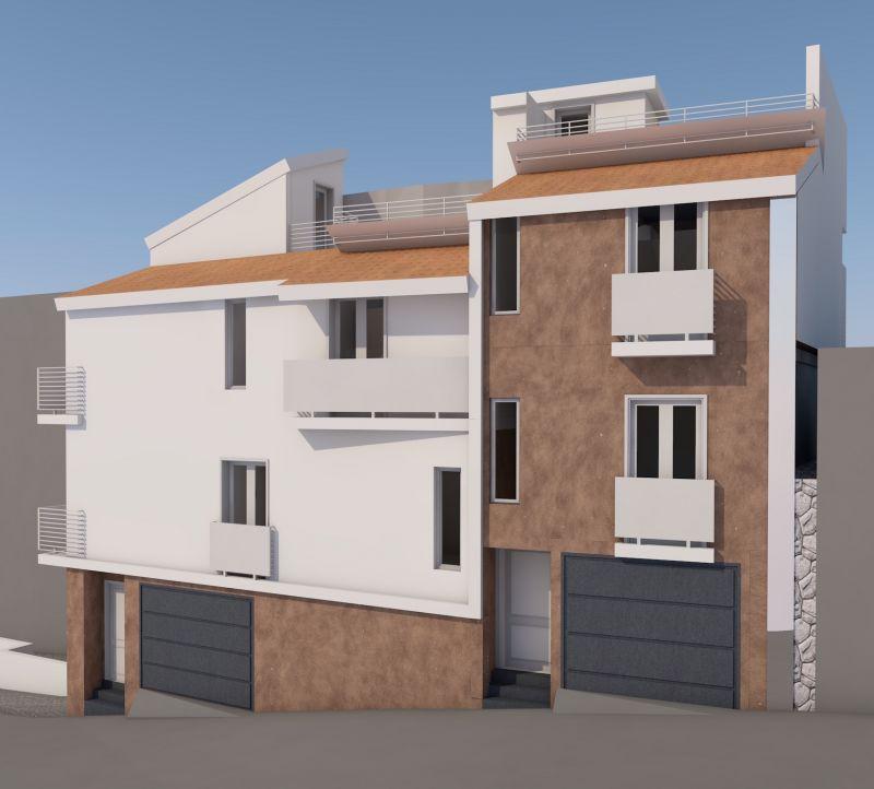 Misterbianco-centro  casa indipendente nuova costruzione mq. 120